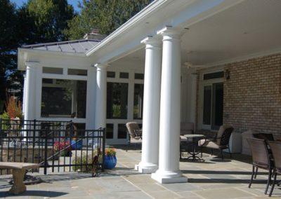 Porch- Great Falls VA